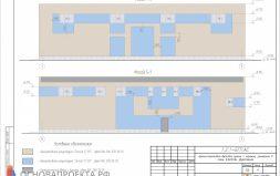 Проекты административно-бытовых зданий