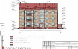 Проекты многоквартирных жилых домов